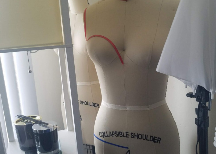 Size 4 Female Dress Form B - 2