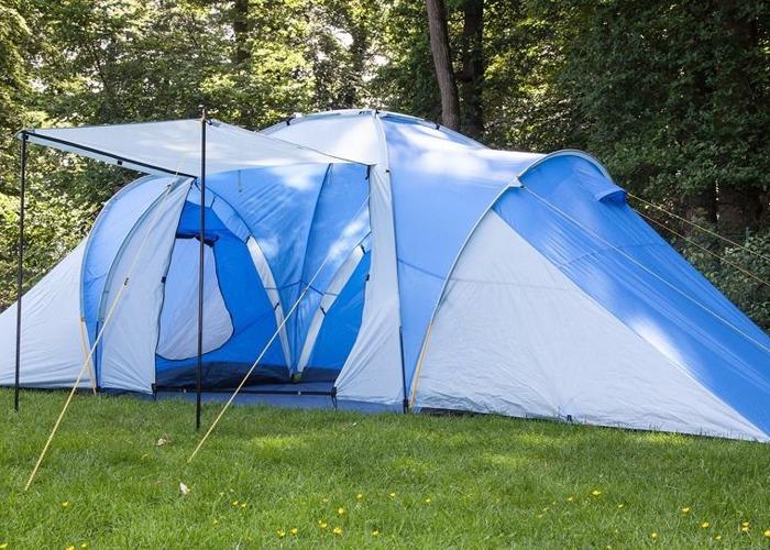 Skandika Daytona XXL Family Tent - 1