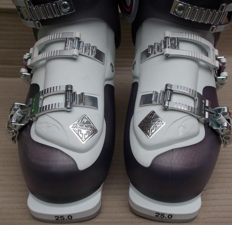 Ski boots - size 7 (womens) - 2
