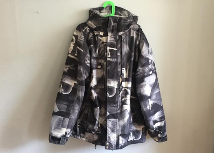 Ski Jacket Coat - XL - 1