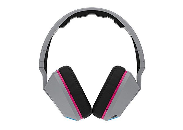 Skullcandy Crusher Headset with Mic 1 - Grey/Cyan/Black - 1