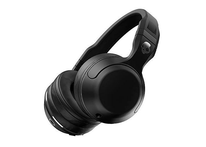 Skullcandy Hesh 2.0 Over-Ear Wired Headphones with In-Line Microphone - Spaced Out/Clear/After Burner - 1