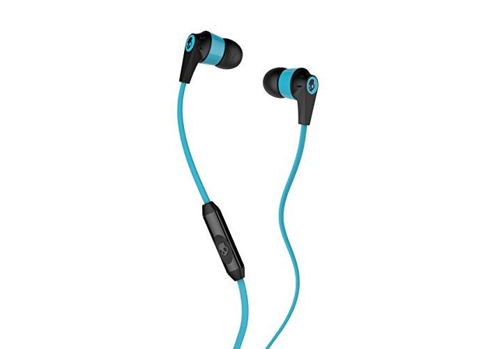 Skullcandy Inkd 2.0skinm Aqua * * EOL In-Ear Earphones Blue - 2