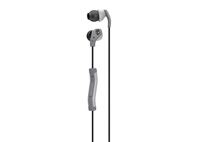 Skullcandy Method In-Ear Headphones With In-Line Mic - Swirl/Coolgray/Charcoal - 2
