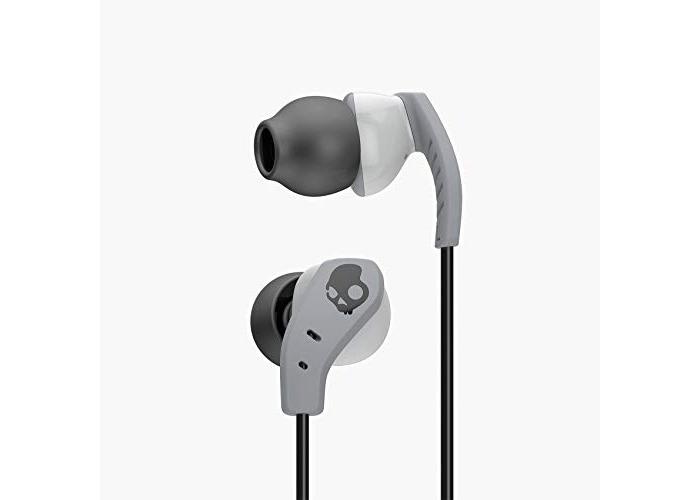 Skullcandy Method In-Ear Headphones With In-Line Mic - Swirl/Coolgray/Charcoal - 1