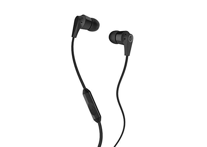 Skullcandy Riot Ink'd Inkd 2.0 In-Ear Headphones with Mic - Black - 2