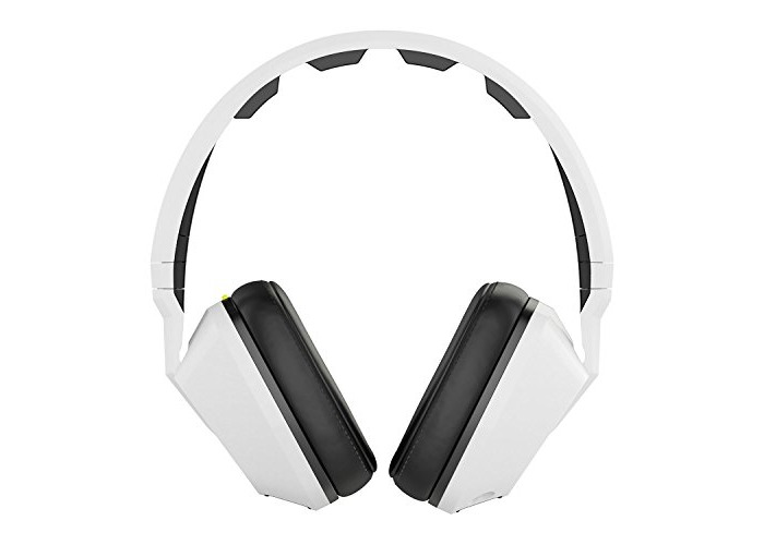 Skullcandy SCS6SCFZ-072 Crusher Over-Ear Headphones with Mic - White - 1
