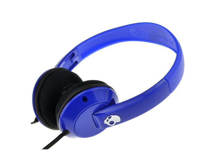 Skullcandy SGURFZ-087 Uprock On-Ear Headphone (Blue) - 1
