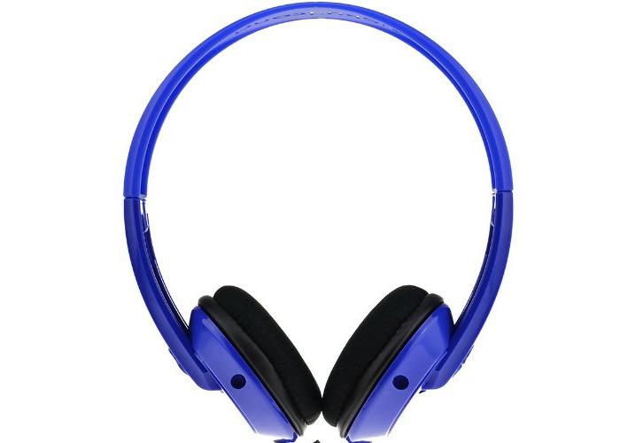Skullcandy SGURFZ-087 Uprock On-Ear Headphone (Blue) - 2