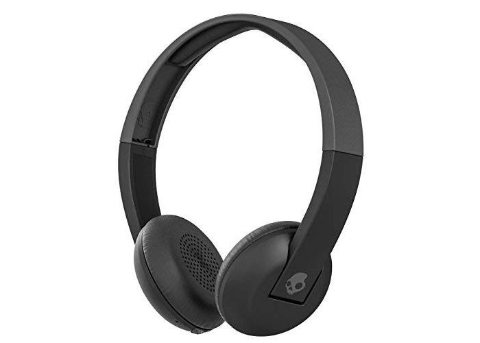 Skullcandy Uproar Bluetooth Wireless On-Ear Headphones - Black - 1