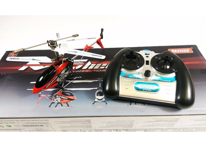 Buy SKYTECH RC HELICOPTER REMOTE CONTROL LARGE OUTDOOR
