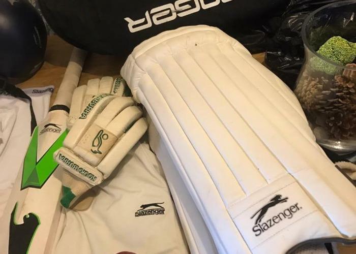 863c16e8fa Buy Slazenger cricket equipment | Fat Llama