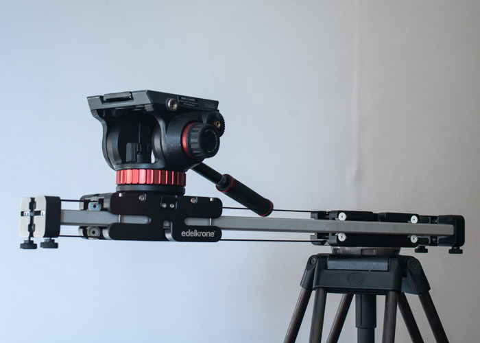 Slider Edelkrone PLUS Pro XLarge with Steady Module, 100mm bowl + N12 Nitrotech - 2