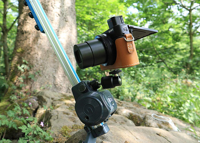 Slider, Panoramic mount & Micro Dolly Set  - 2