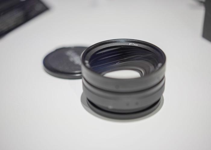 SLR Magic Anamorphot 1.33x 50 Adaptador Anamórfico - 2