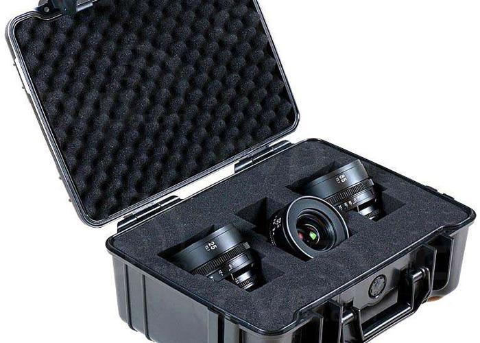 SLR Magic APO Hyperprime Cine Lens Kit 25mm, 50mm, 85mm 2.1 (Zeiss CP.2 CP.3 Comparable) - 1