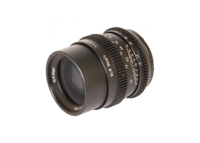SLR Magic CINE 3512E CINE 35mm f1.2 Lens - Sony E Mount Full frame - 1
