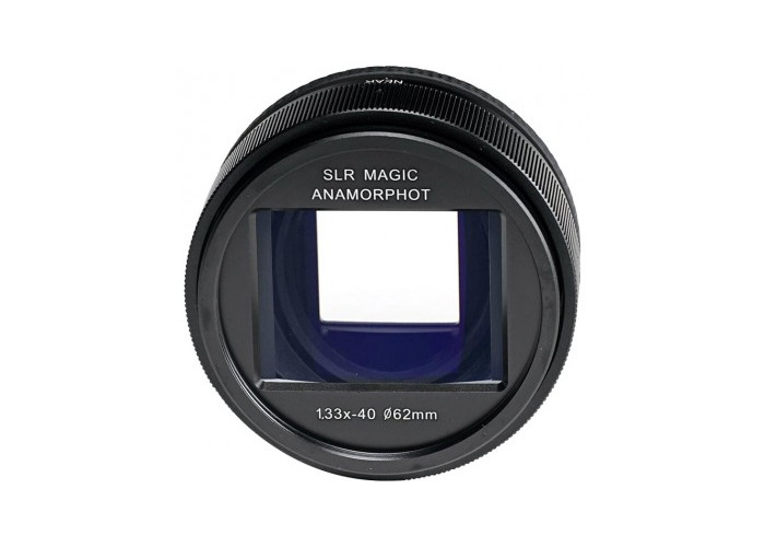 SLR Magic Compact Anamorphot Adapter 40133X-1.33x, 40 - 1