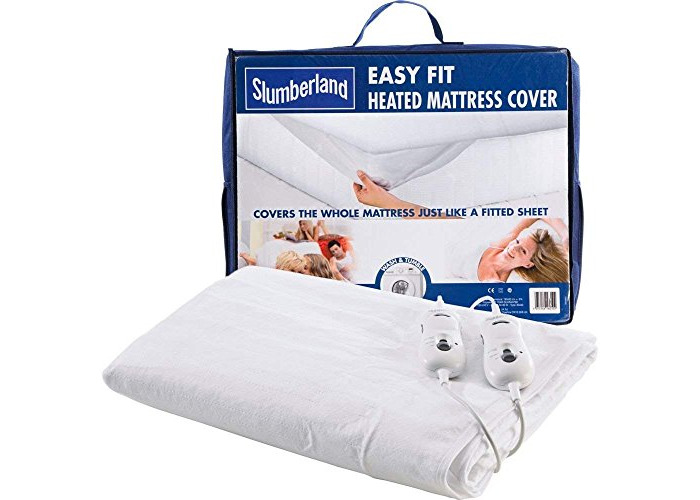 Slumberland Easy Fit Heated Mattress Cover - Kingsize - 1