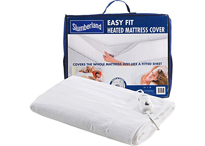 Slumberland Easy Fit Heated Mattress Cover - Single - 1