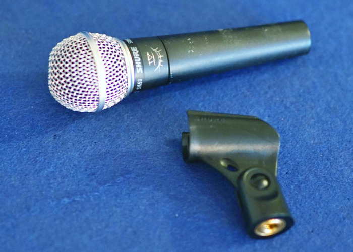 Shure SM58 dynamic vocal microphone #4 - 1
