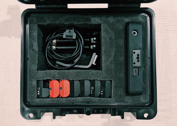 Small HD 502B 5 inch monitor - 2