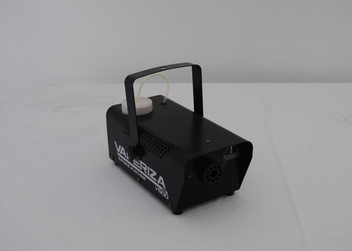 Small Smoke Machine (With Wired Remote) - 1