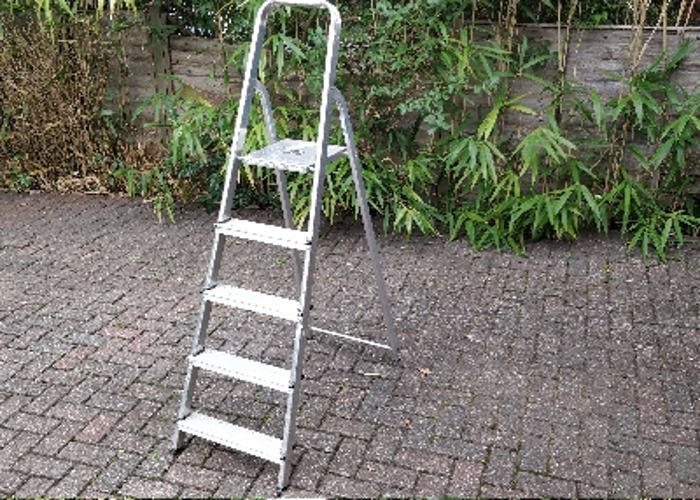 Small step ladder - 1