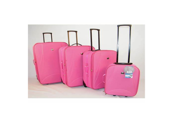 Small travel size suitcase - 1