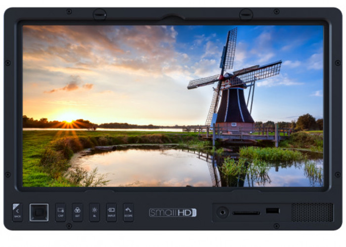 """SmallHD 1303 HDR 13"""" Bright Monitor for on set video village - 1"""