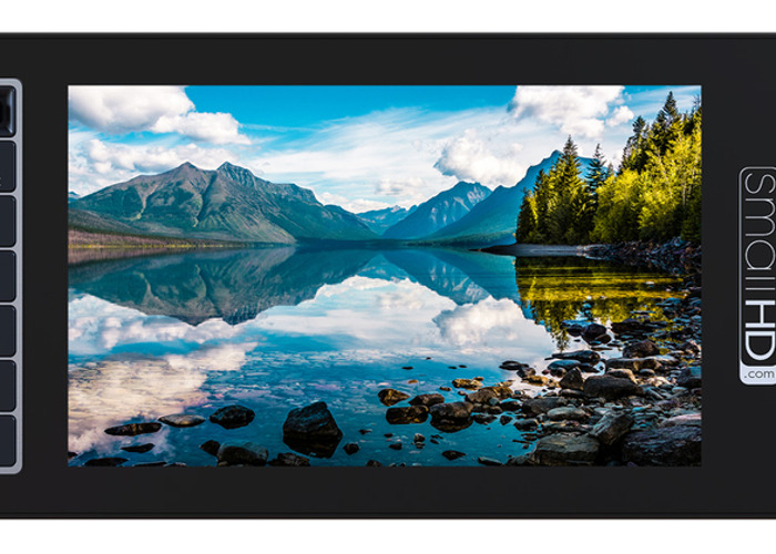 SmallHD 703 UltraBright HD 7-in LCD Monitor - 1