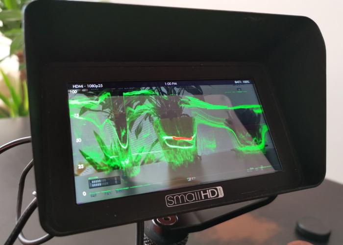 SmallHD Focus Touchscreen Camera Monitor + Panasonic kit - 1