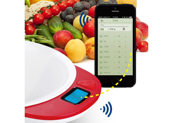 SMART Healthy Scale with an App - 2