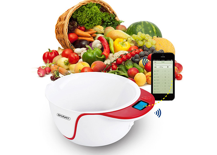 SMART Healthy Scale with an App - 1