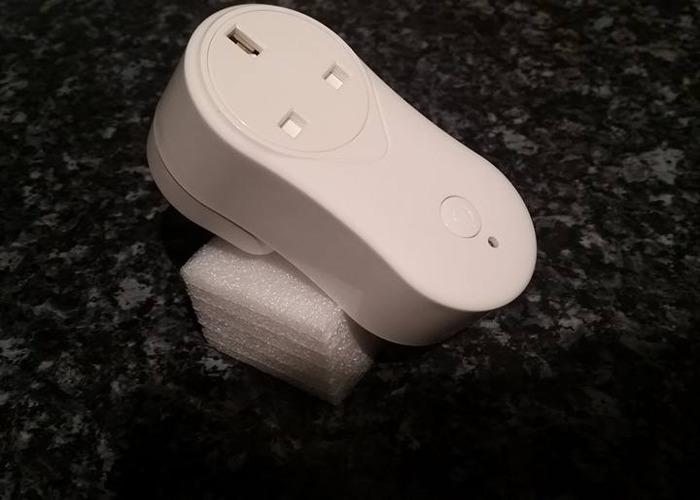 Smart Home Wifi Plug For Use With Amazon Echo And Alexa - 1