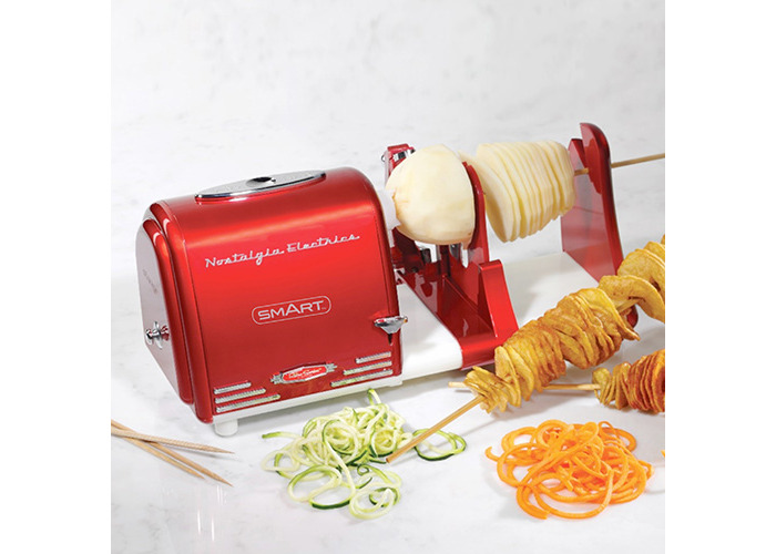 Smart Retro Electric Spiraliser - 1