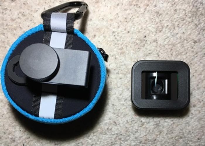 Smartphone anamorphic lens - 1