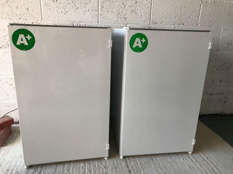 Smeg Integrated Fridge Freezer - 1