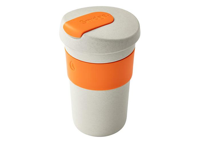 Smidge Coffee Cup, 400ml, Sand & Citrus - 1