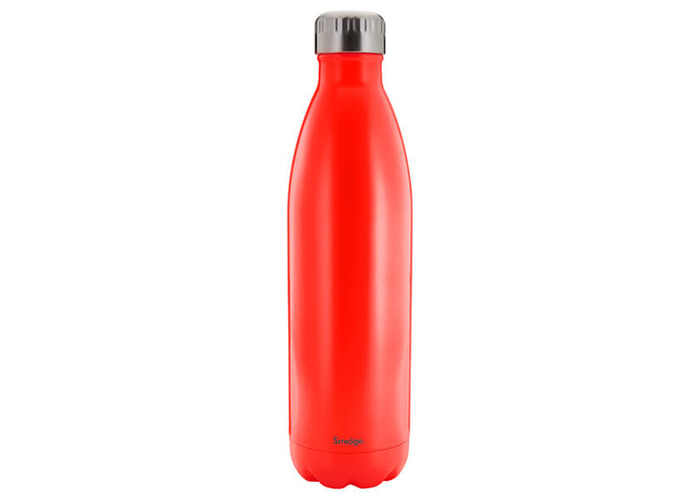 SMIDGE SMID24C Coral Double Walled Bottle, Stainless Steel 750 milliliters - 1