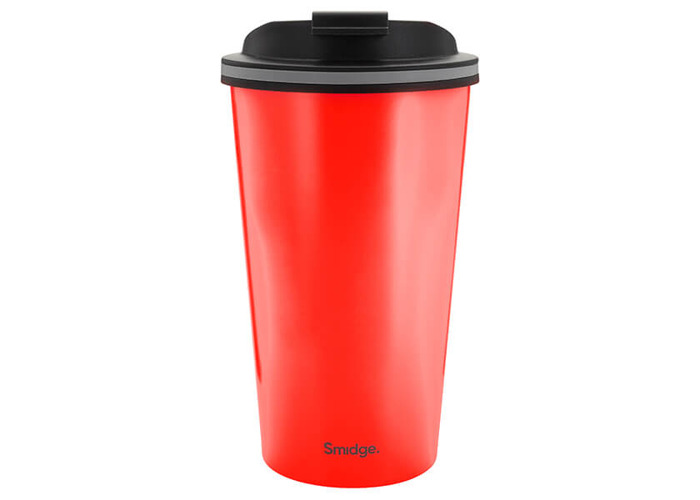 Smidge Travel Cup 355ml Coral - 1