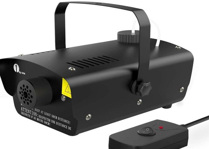 Smoke / Fog Machine with Wired Remote & Fluid - 1