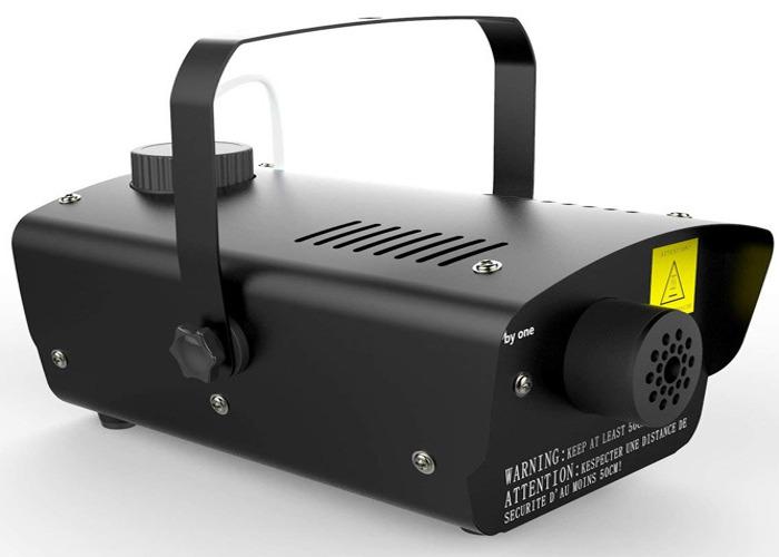 Smoke / Fog Machine with Wired Remote & Fluid - 2