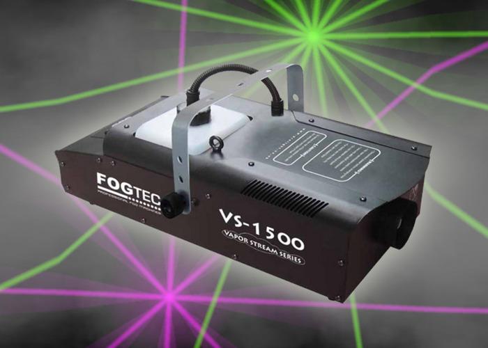 Smoke Machine 1500w Atmotech // Fogger - 1
