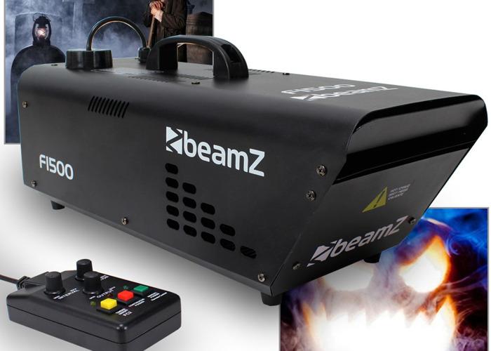 Smoke machine -Hazer 1500W  - 1