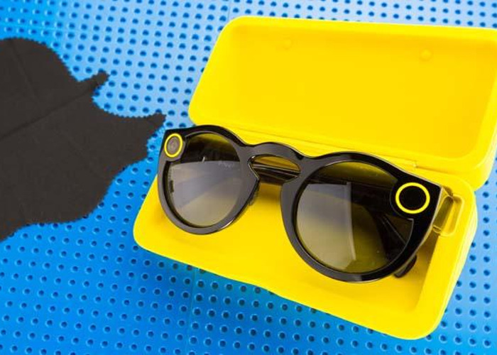 Snapchat Spectacles - Black  - 1