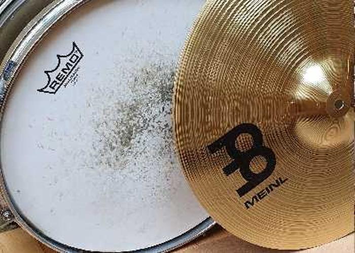 HiHat and Crash Cymbal combo deal - 1