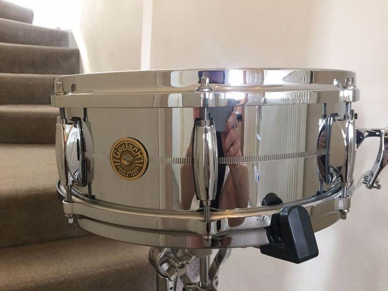 Gretsch Brooklyn Snare Drum - 1