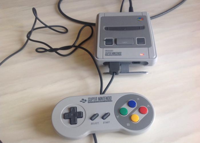 Snes Mini Classic 200 Games. - 1