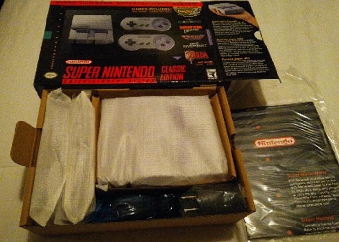 SNES Mini Classic Edition - 2